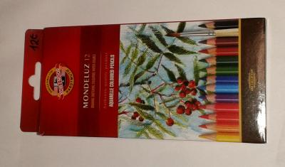 CRAYONS AQUARELLABLES
