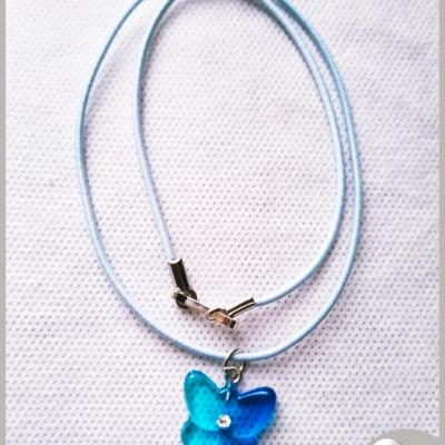 COLLIER ENFANT PAPILLON