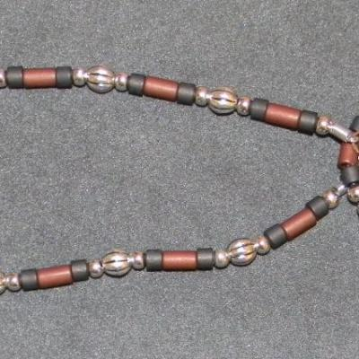 ensemble collier + bracelet (ref ens9)